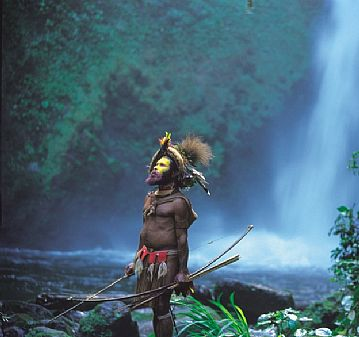 Papoea Neiwe Giunea
