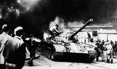 Gevechten in Praag 1968