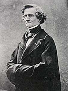 Componist Hector Berlioz