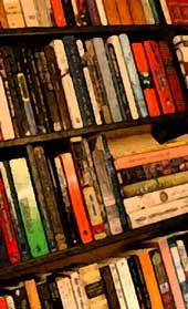 Laurens' boekenplankje