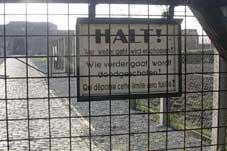 toegangspoort kamp breendonk