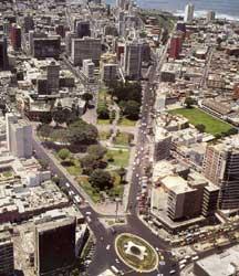 Peru's hoofdstad.