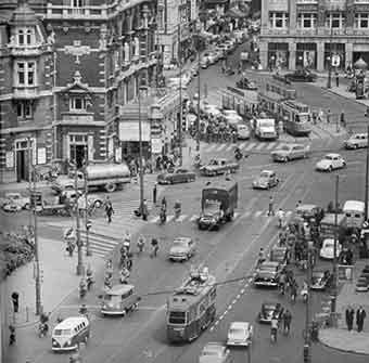Leidseplein 1960